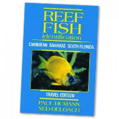 Reef Fish Identification Book Travel Edition