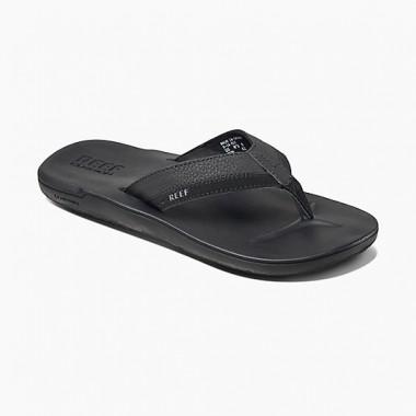 Reef Contoured Cushion Athletic Sandals (Men's) Black
