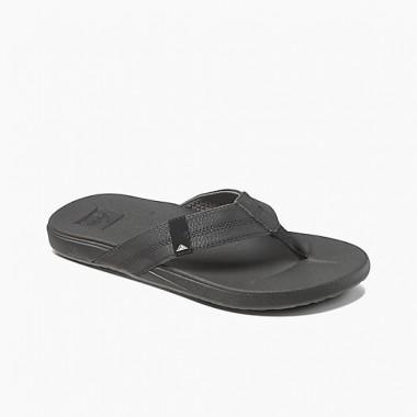 Reef Cushion Bounce Phantom Sandals (Men's) Black