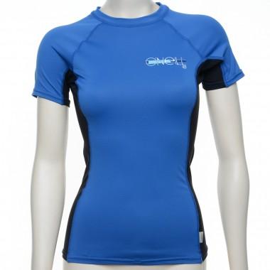 O'Neill Skins Short Sleeve Crew Women's Rashguard