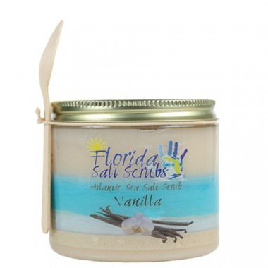 Florida Salt Scrubs - Vanilla