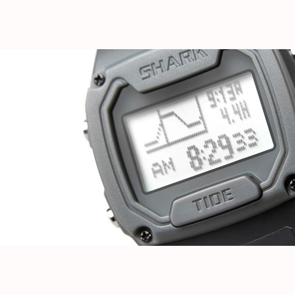 Freestyle Shark Classic Tide Grey Dive Watch face