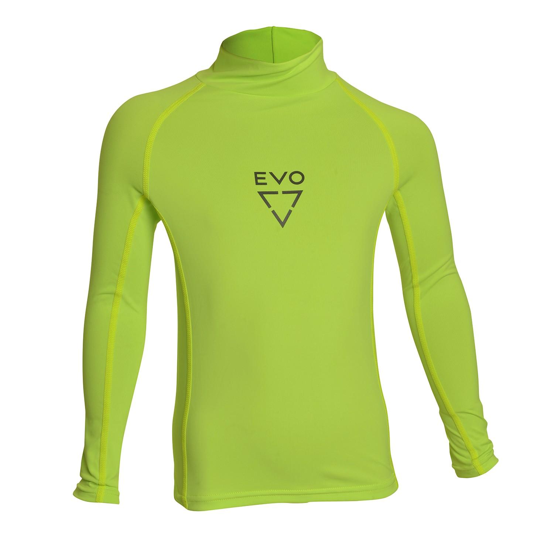 EVO Kids' Long Sleeved Rash Guard - 2017
