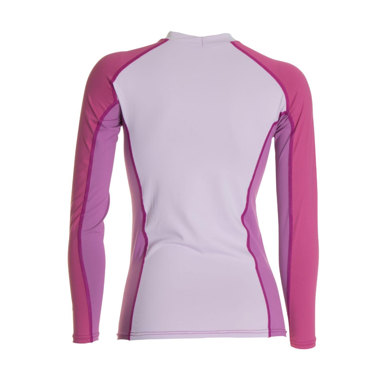 EVO Women's Long Sleeve UV Rash Guard - 2017