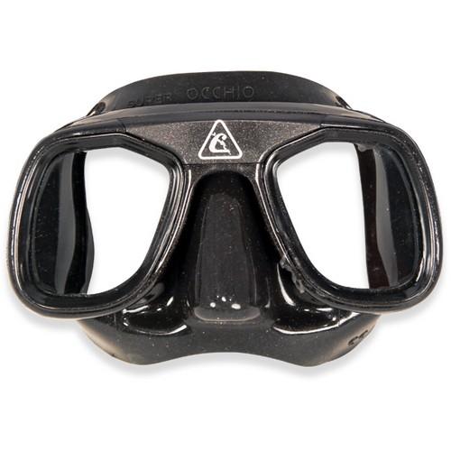 Cressi Superocchio Scuba Mask Front