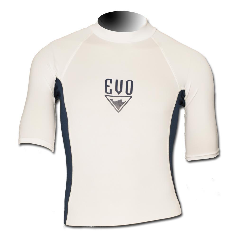 EVO Men's S/S Rash Guard 2-color