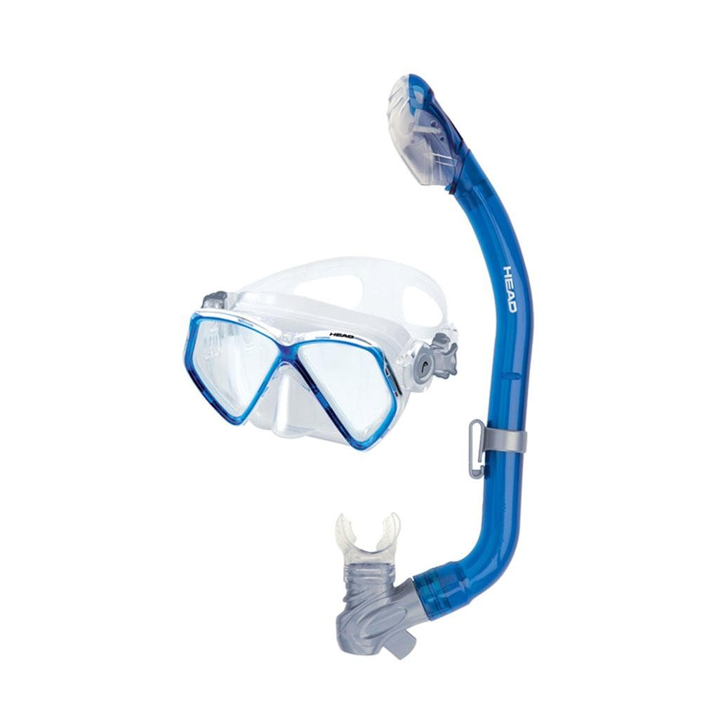 Junior Dry Snorkel and Mask Combo