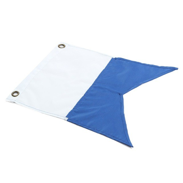 Trident 20in x 24in Nylon Alpha International Dive Flag