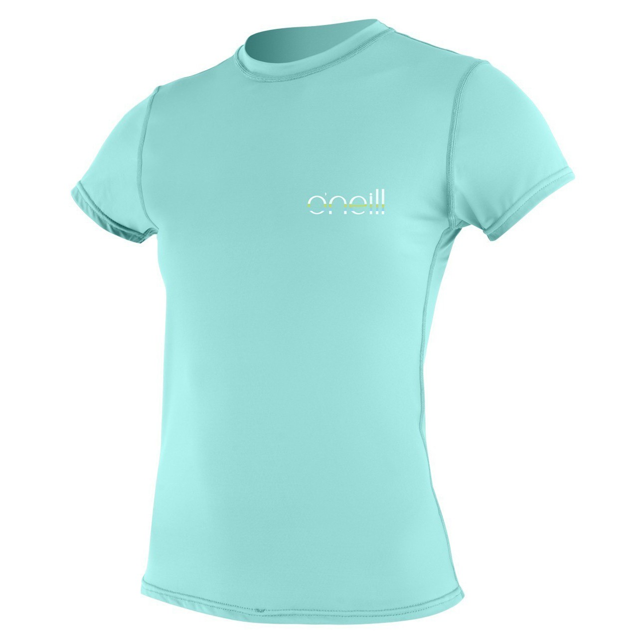 O'Neill 24/7 Tech Crew +30 UPF Short-Sleeve Rashguard (Women's)