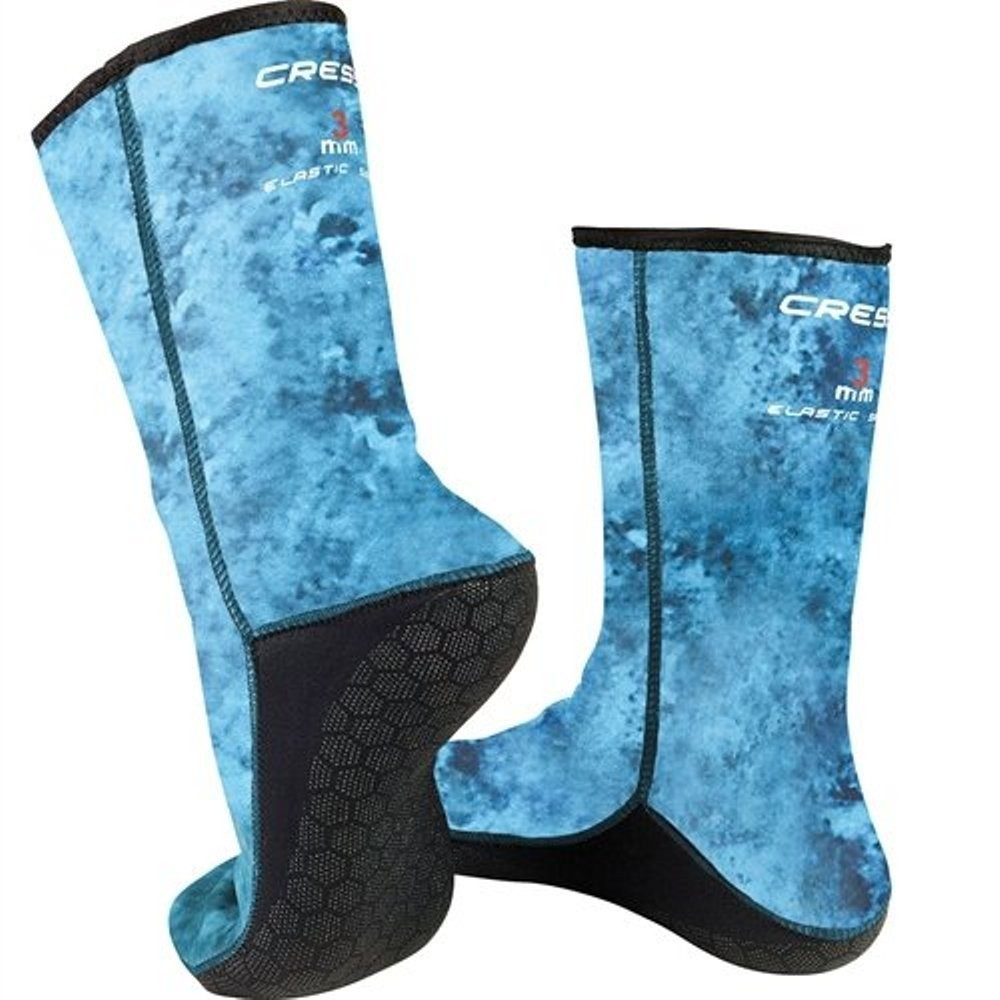 Cressi Blue Hunter Socks