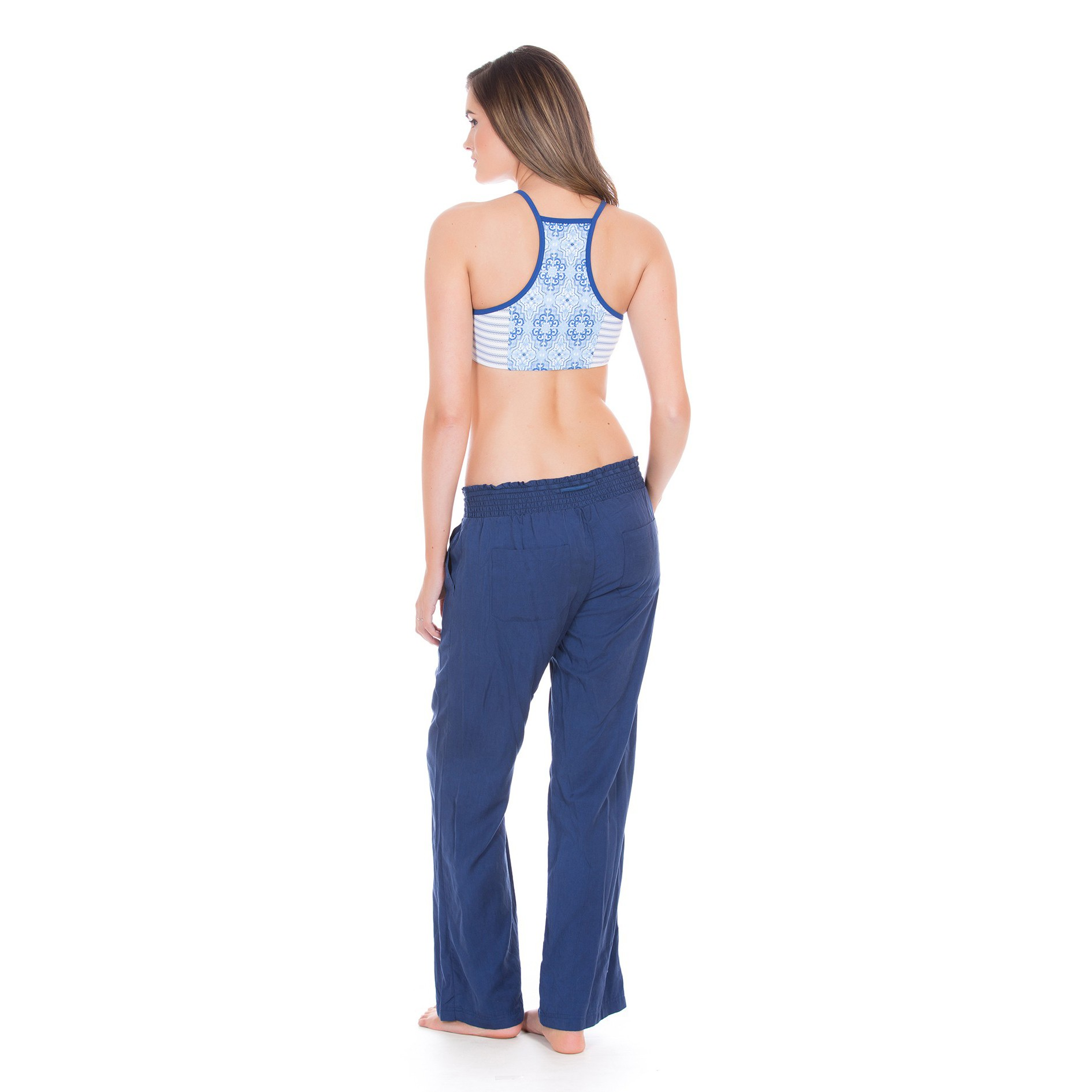 Cabana Life Tencel +50 UV Woven Lounge Pants (Womens)