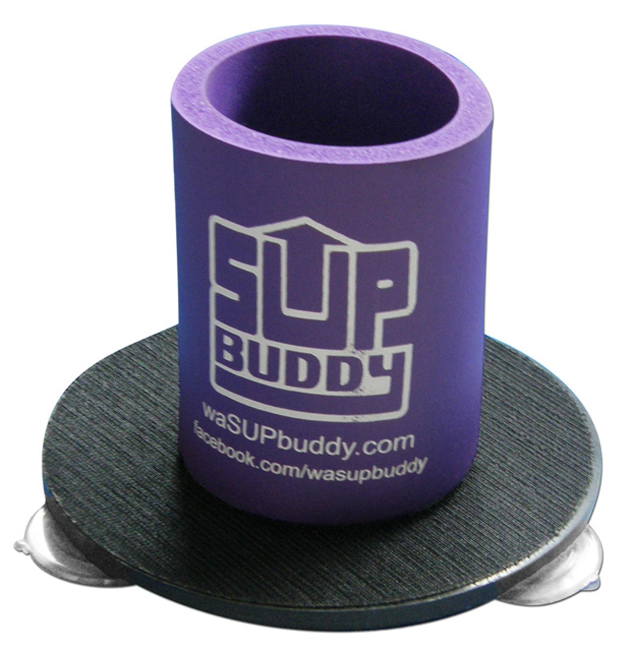 paddleboard koozie purple
