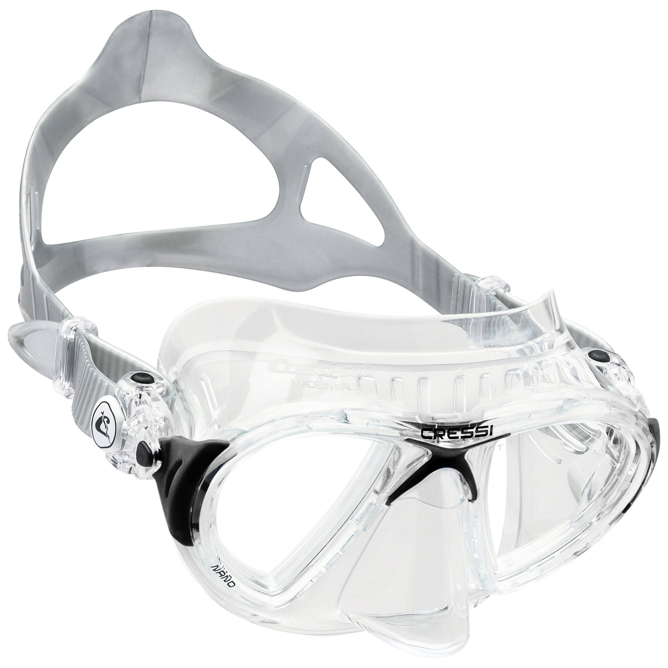Cressi Nano Crystal Dive Mask