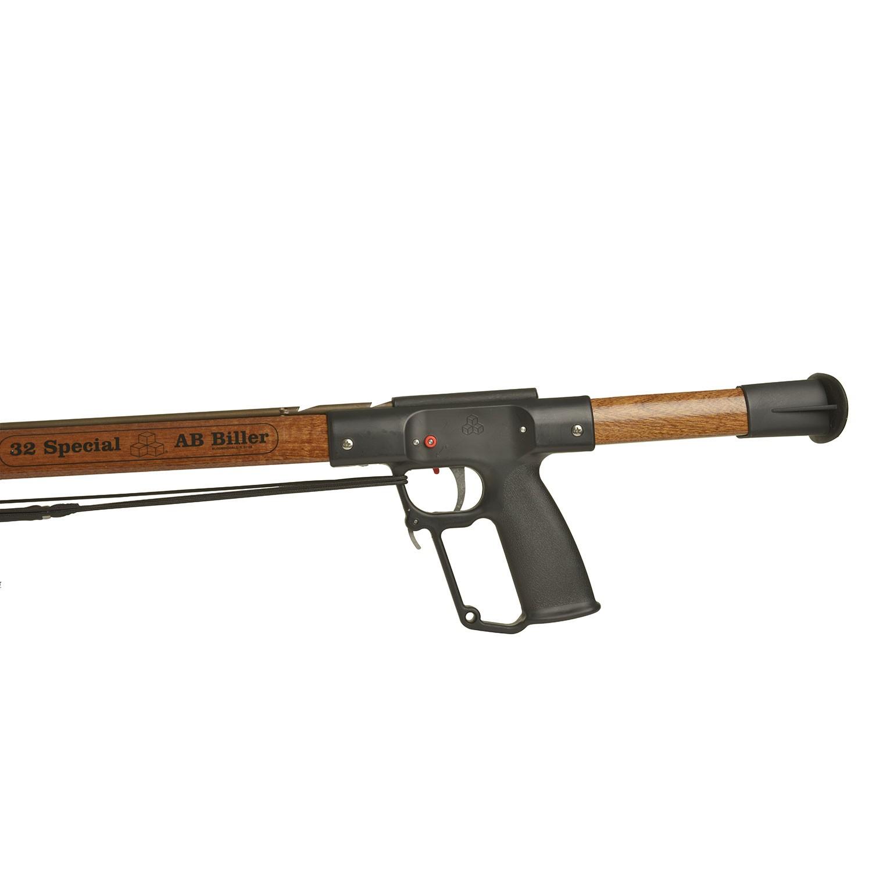 A.B. Biller Mahogany 32 Special Speargun