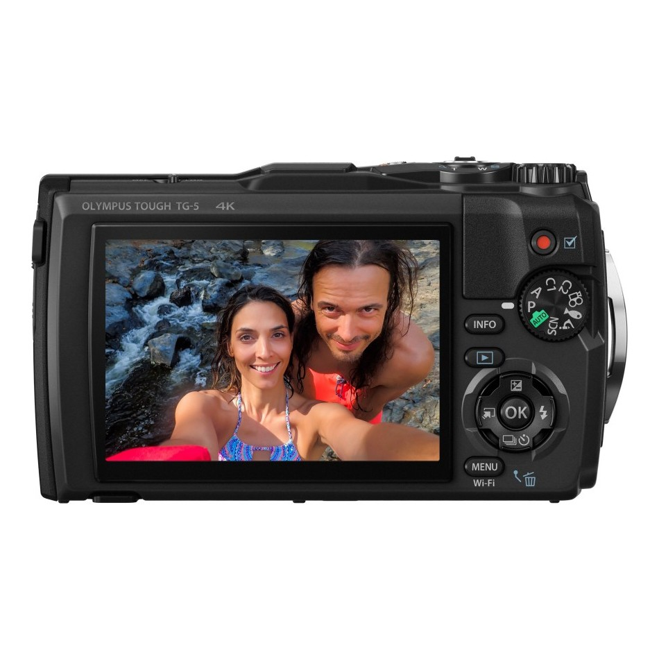 Olympus Tough TG-5 Waterproof Camera