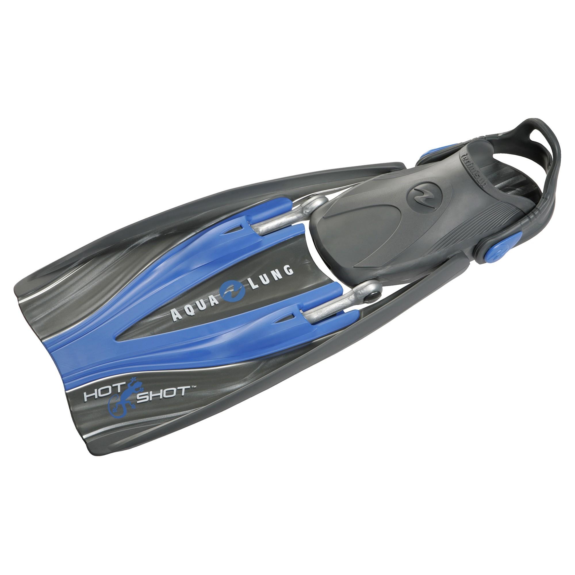 Aqua lung travel mask fins snorkel divers direct for Dive fins