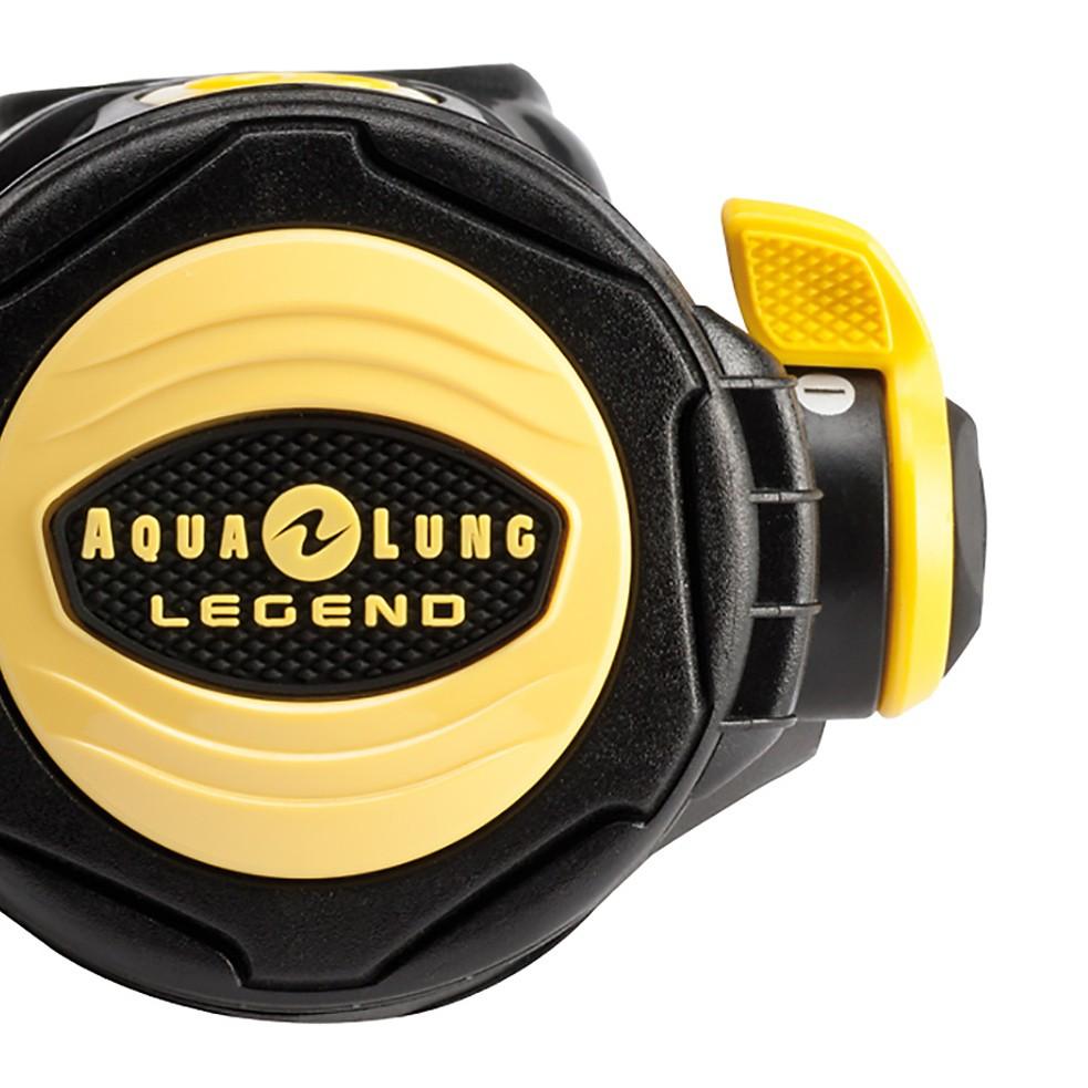 Aqua Lung Legend Octo Detail