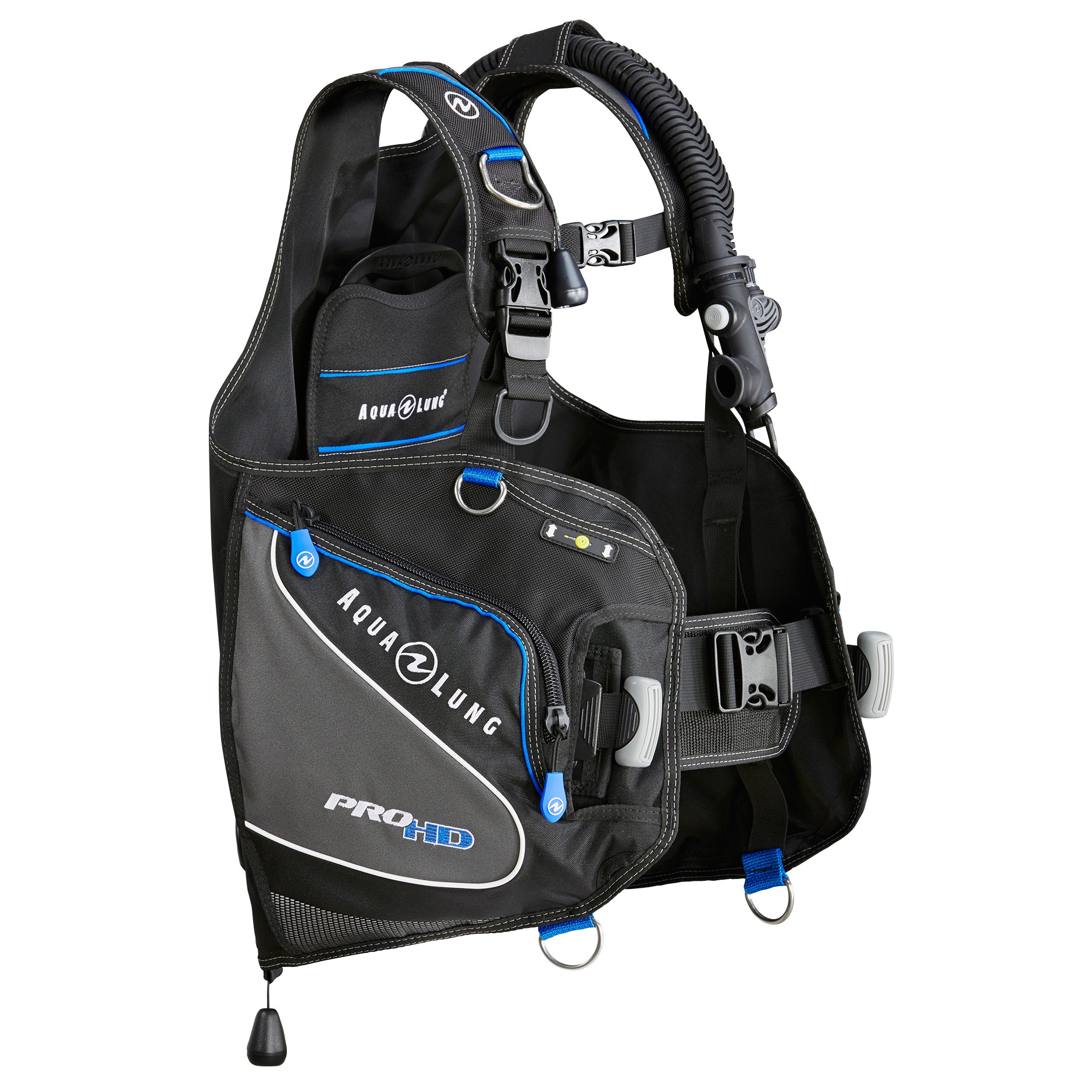 Aqua Lung Pro HD Scuba BCD Side 2