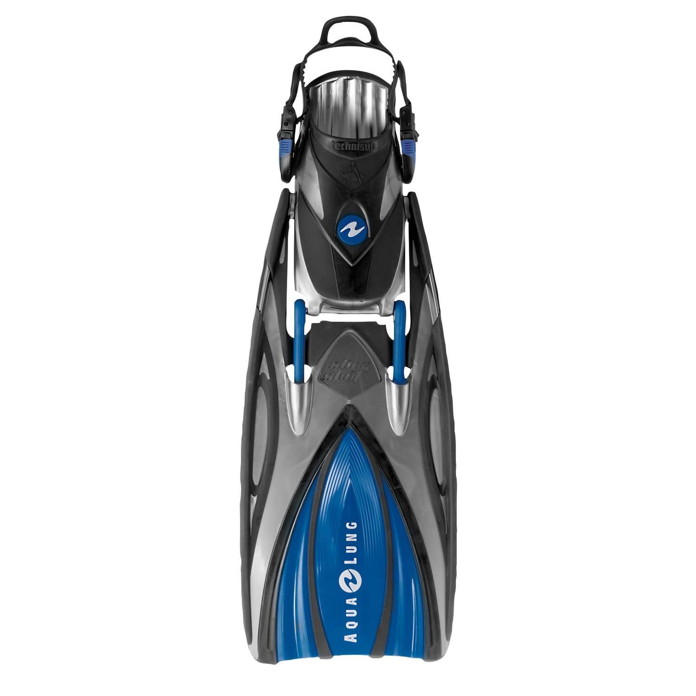Aqua lung slingshot open heel fins divers direct for Dive fins
