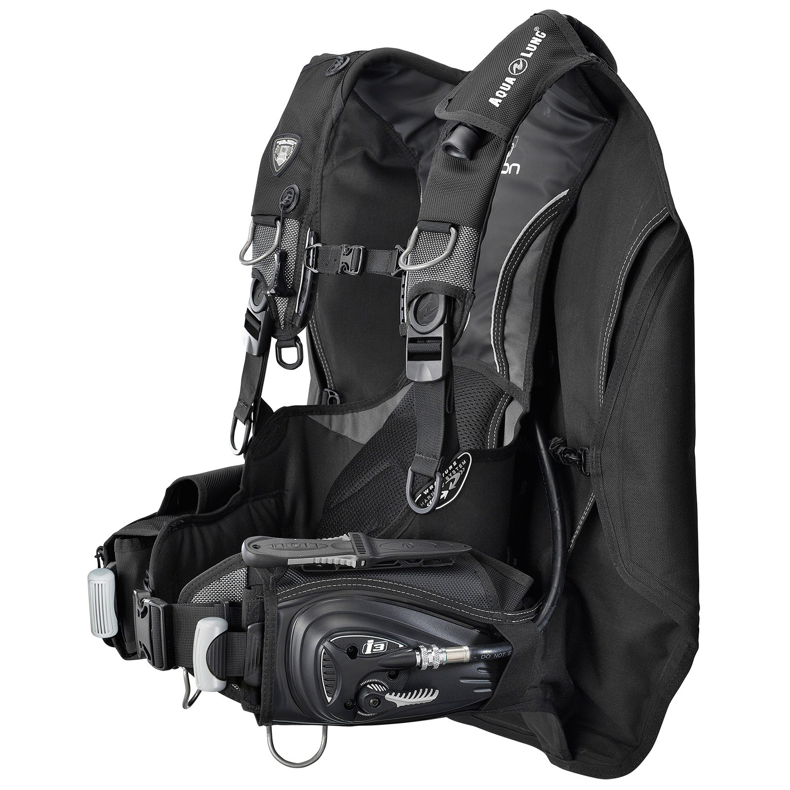 Aqua Lung Dimension i3 BCD - Angle 1
