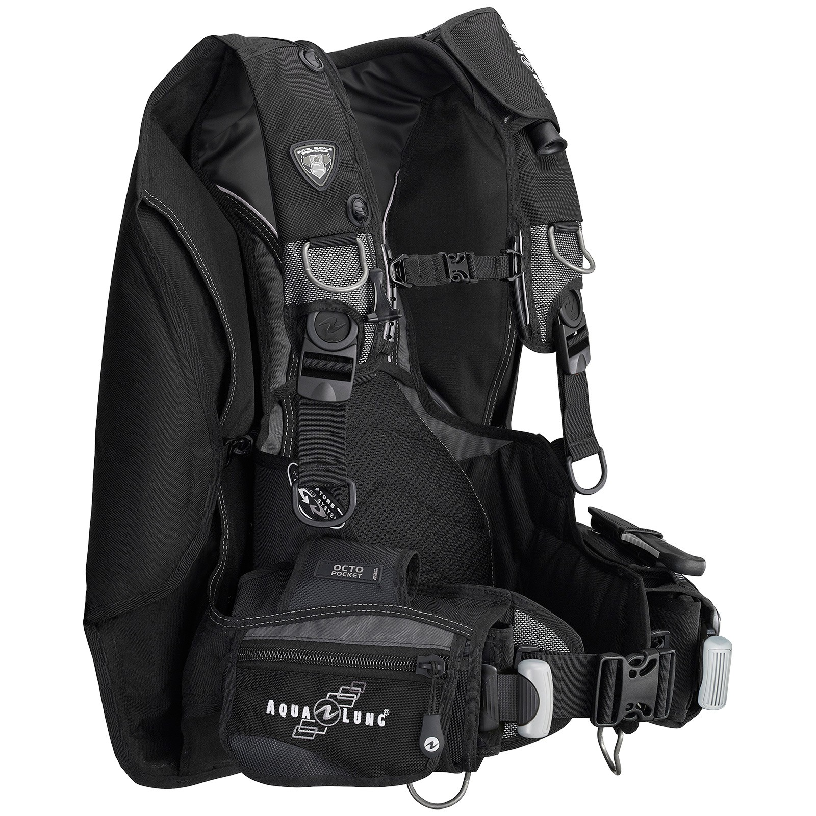 Aqua Lung Dimension i3 BCD - Angle 2