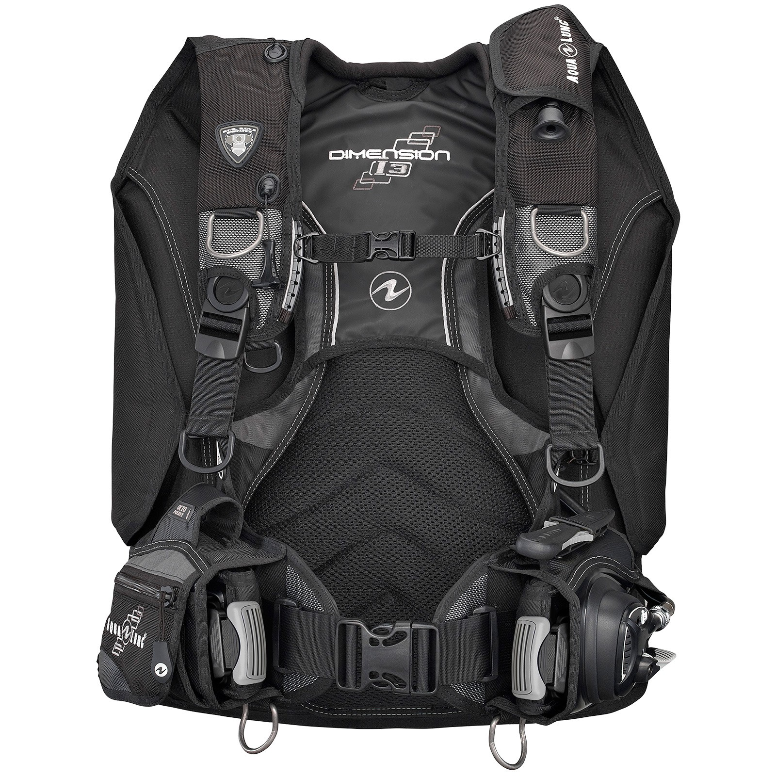 Aqua Lung Dimension i3 BCD - Front