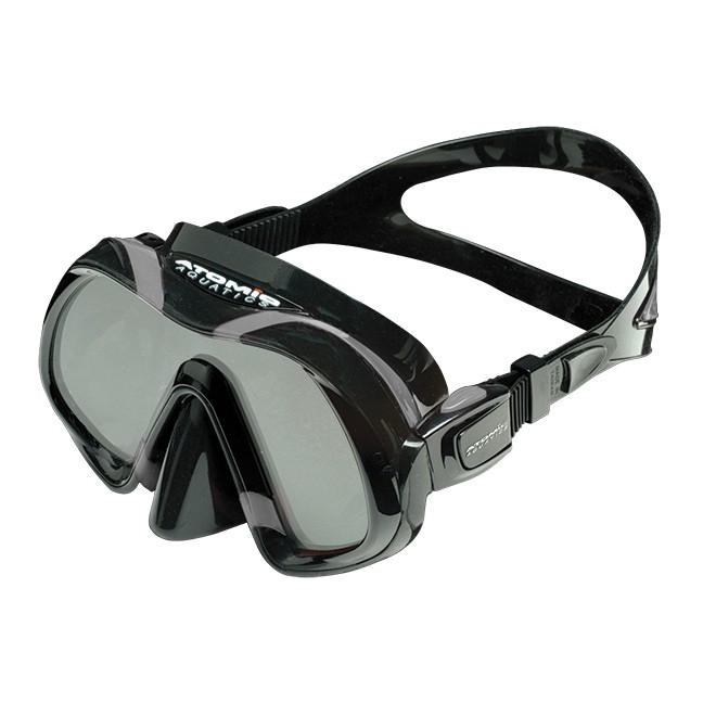 Atomic Venom Dive Mask Blac