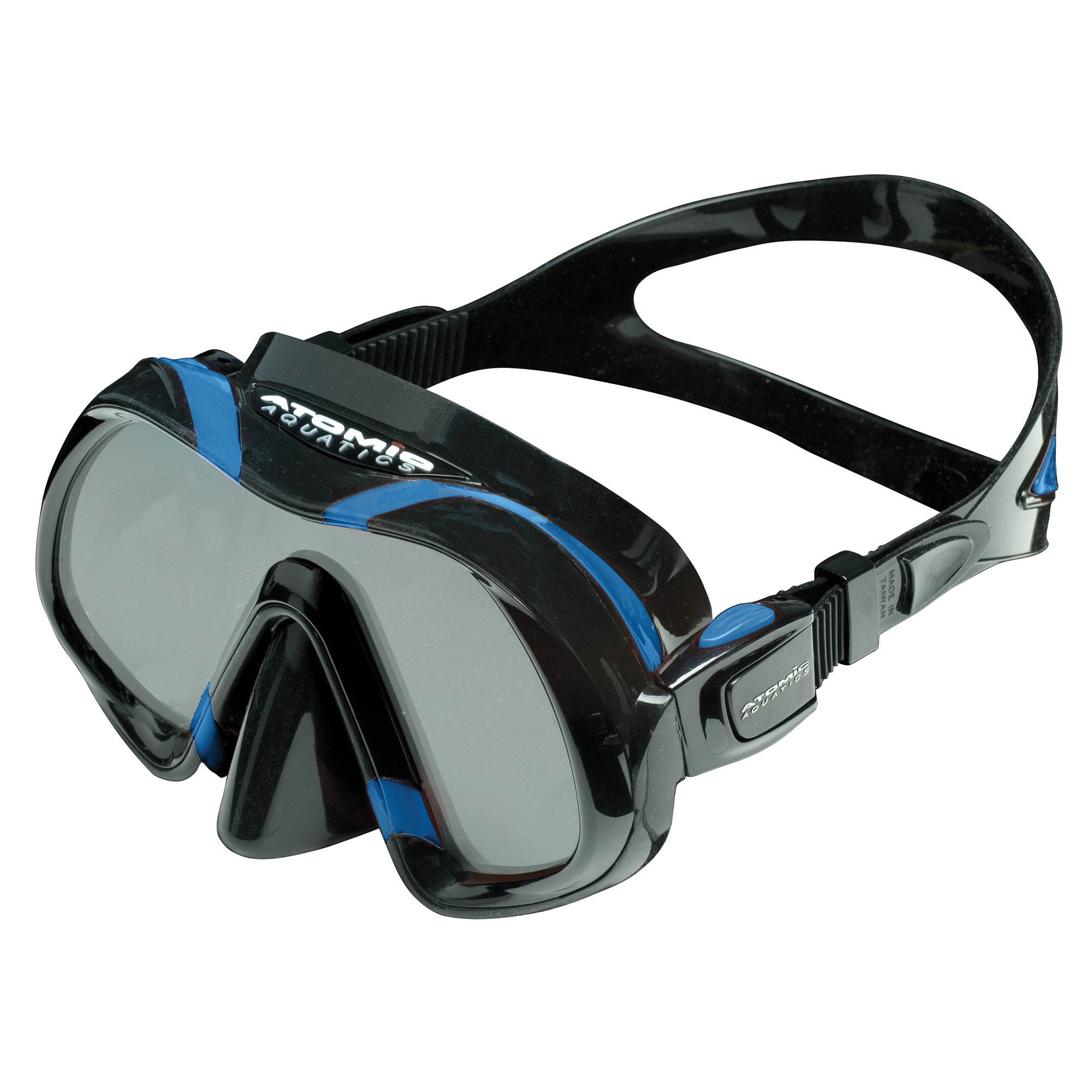 Atomic Venom Dive Mask Blue