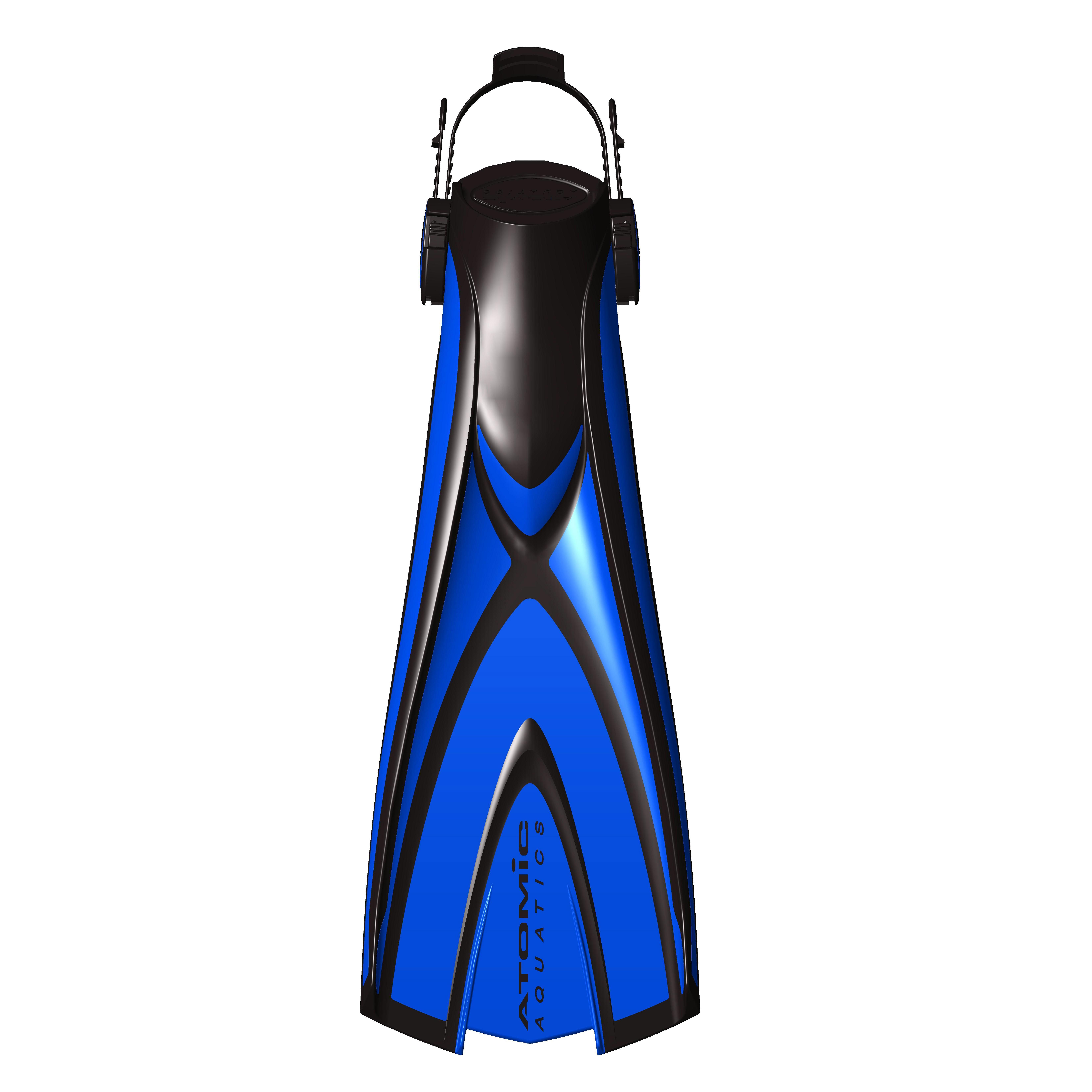 Atomic X1 BladeFins blue