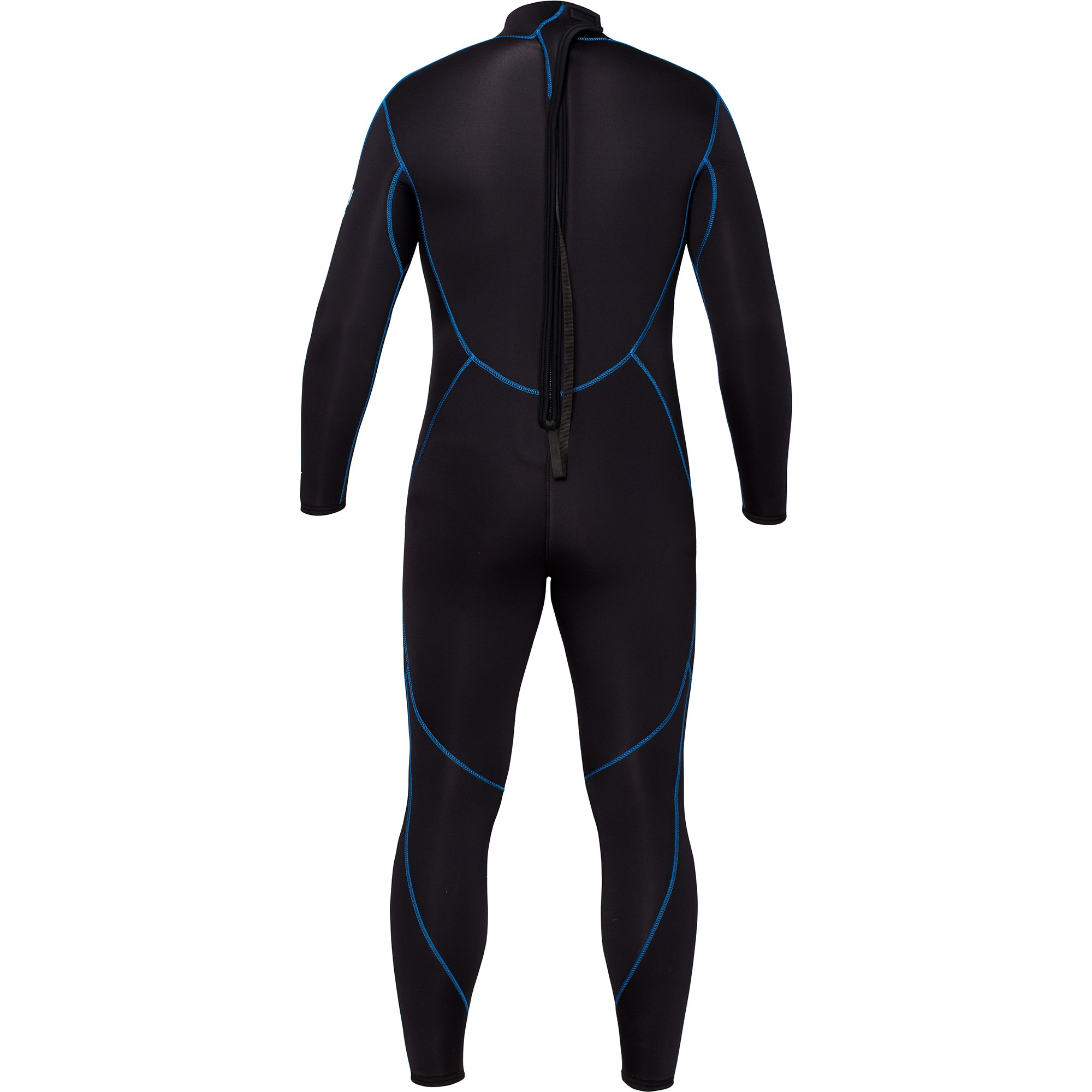 BARE Sport S-Flex 7MM Full Wetsuit Back