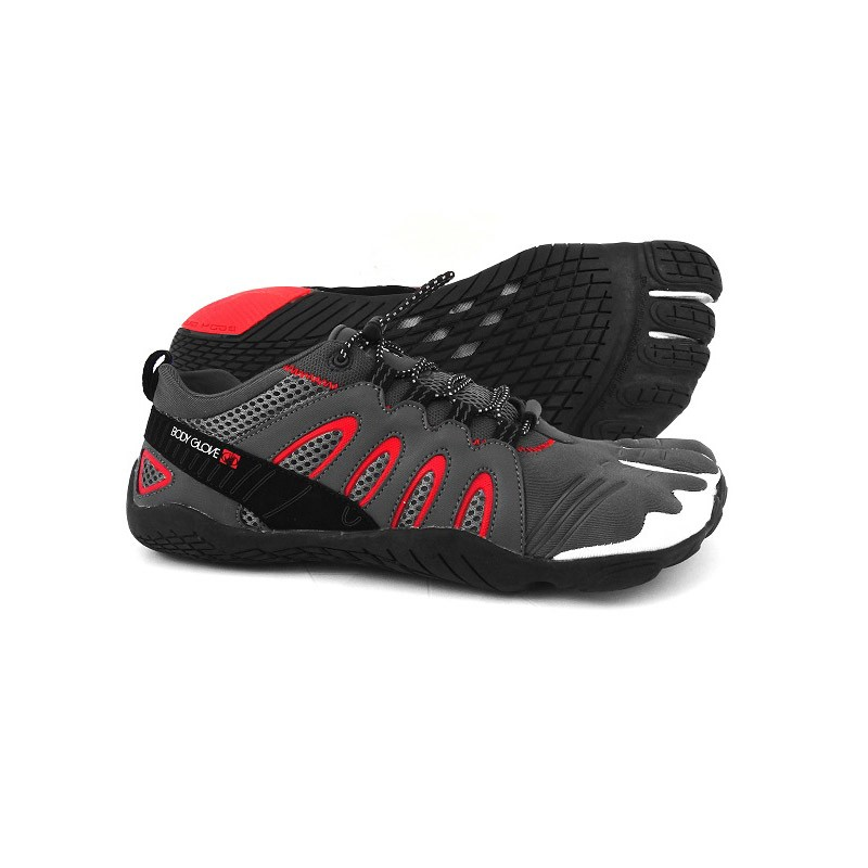 58fb288905ce Body Glove 3T Barefoot Warrior Men s Three Toe Shoes - Divers Direct