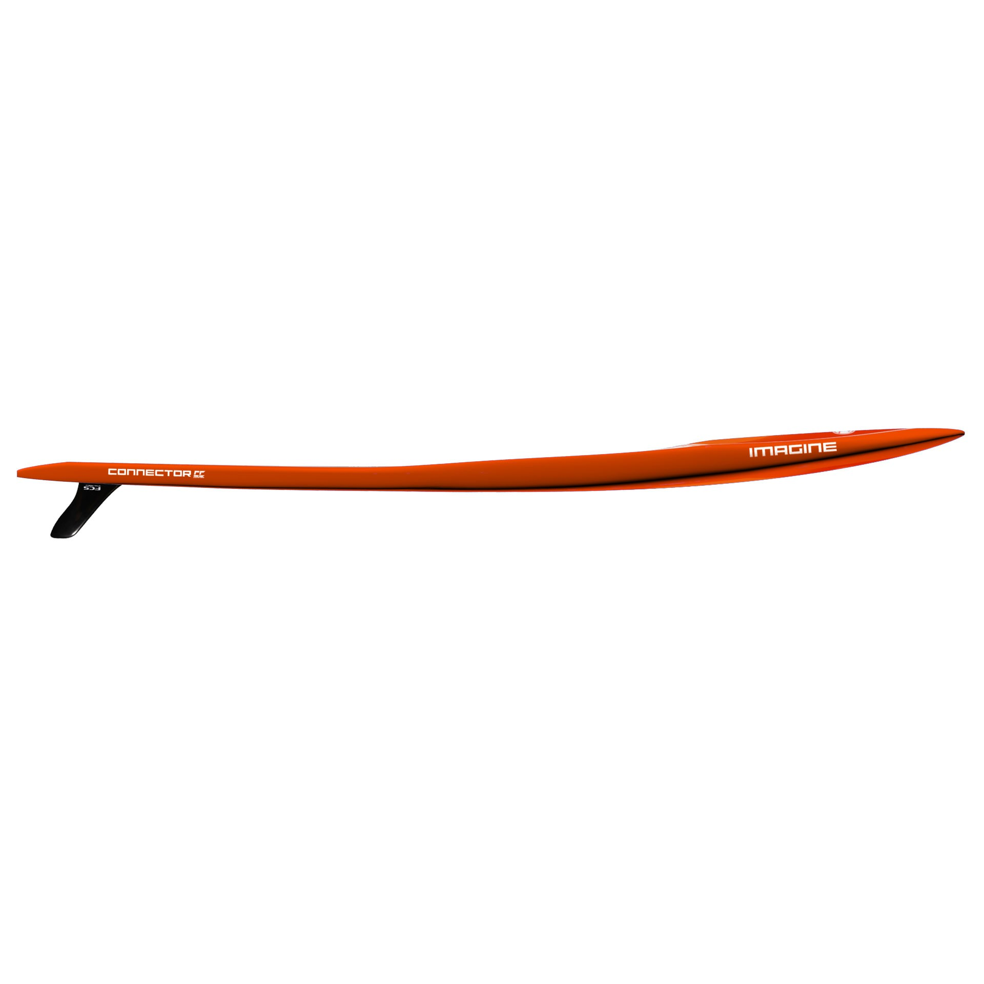 Imagine Surf Connector Carbon Composite Paddle Board rail