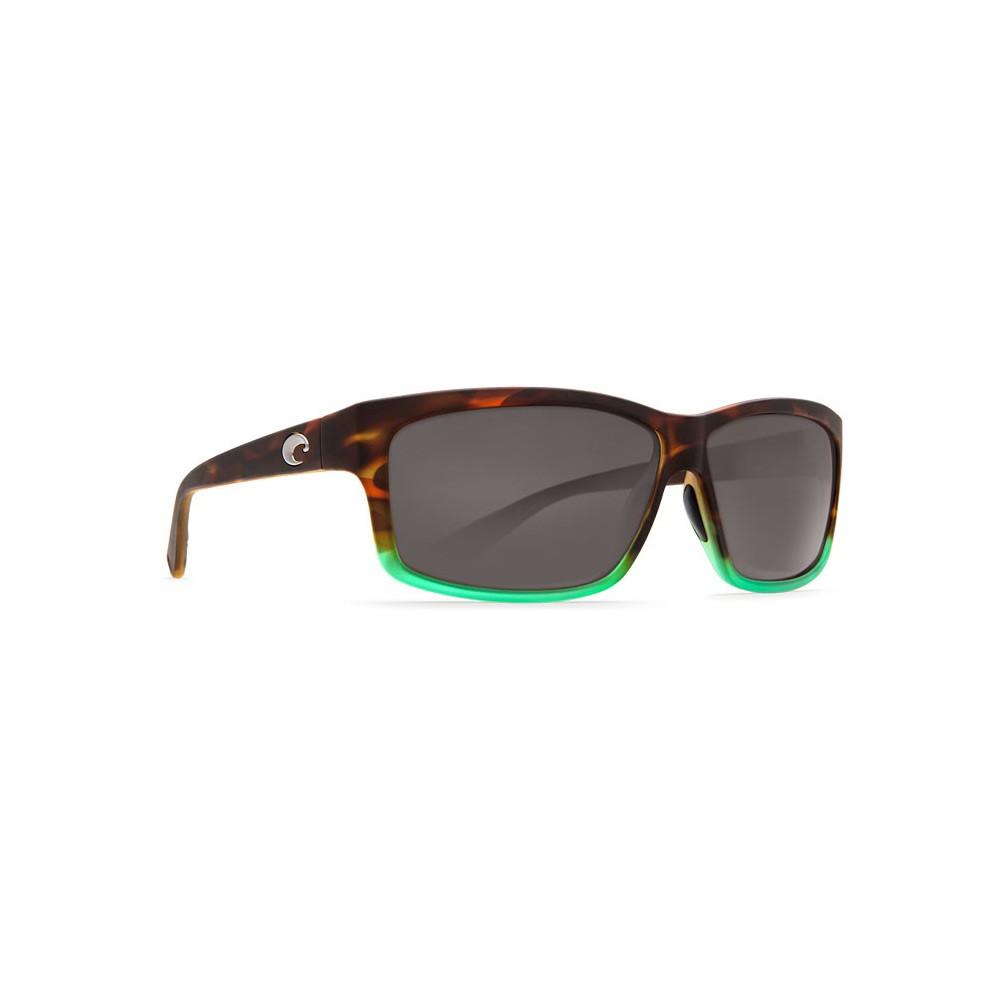 f2bca6c687d4 Costa Del Mar Cut Polarized Sunglasses - Matte Tortuga Fade Frames ...