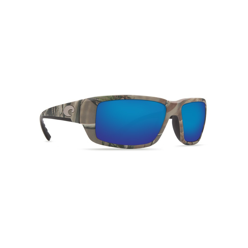 Costa del Mar Fantail Sunglasses with Realtree Frames with Blue ...