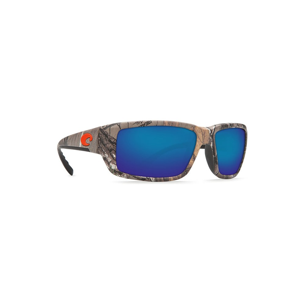 Costa fantail 580g fishing sunglasses with camo frames for Costa fishing glasses