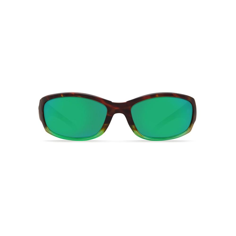 5a851fb7a5 Costa Del Mar Hammerhead Polarized Sunglasses - Matte Tortuga Fade Frames   Green Mirror Lenses W580 - Divers Direct
