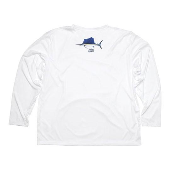 Costa del Mar Technical Sailfish Long Sleeve UV Shirt