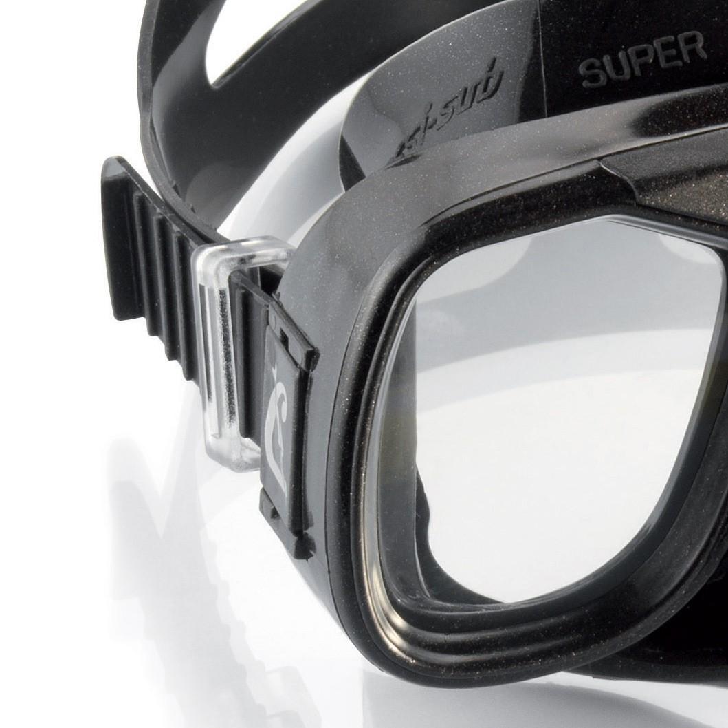 Cressi Superocchio Scuba Mask Buckle