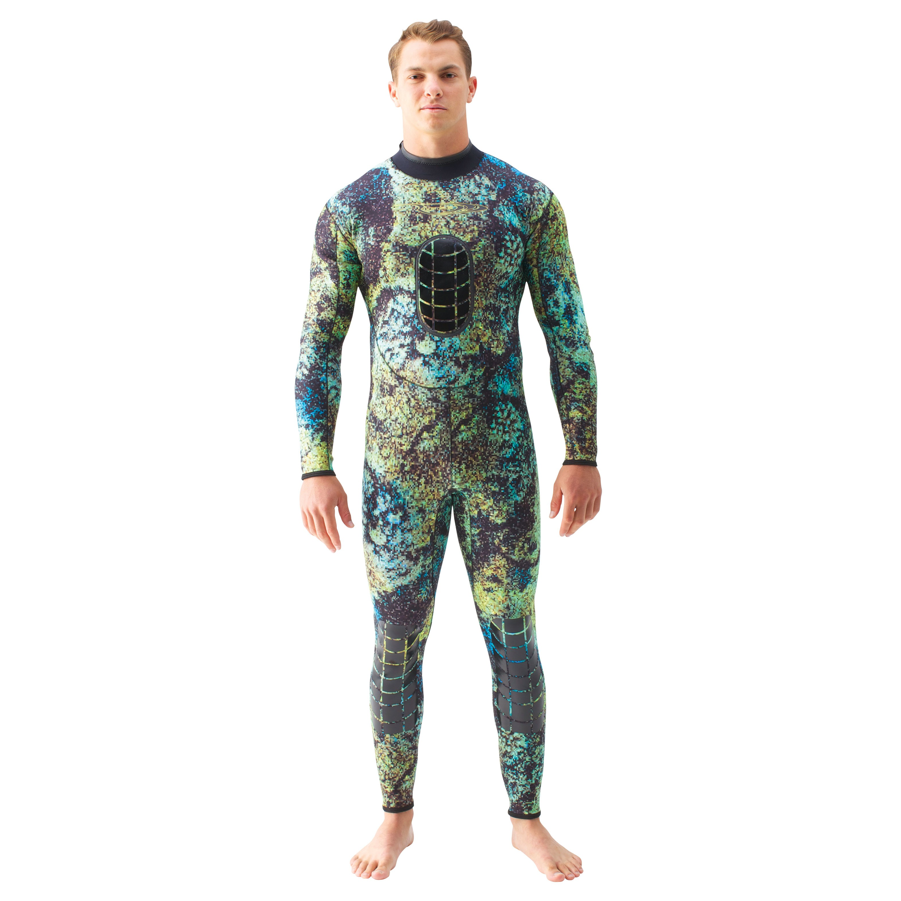spearfishing wetsuit front