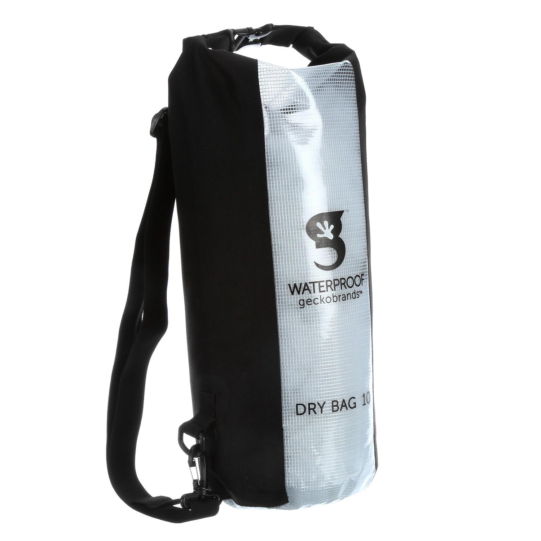 Gecko 10L Dry Bag - Closed