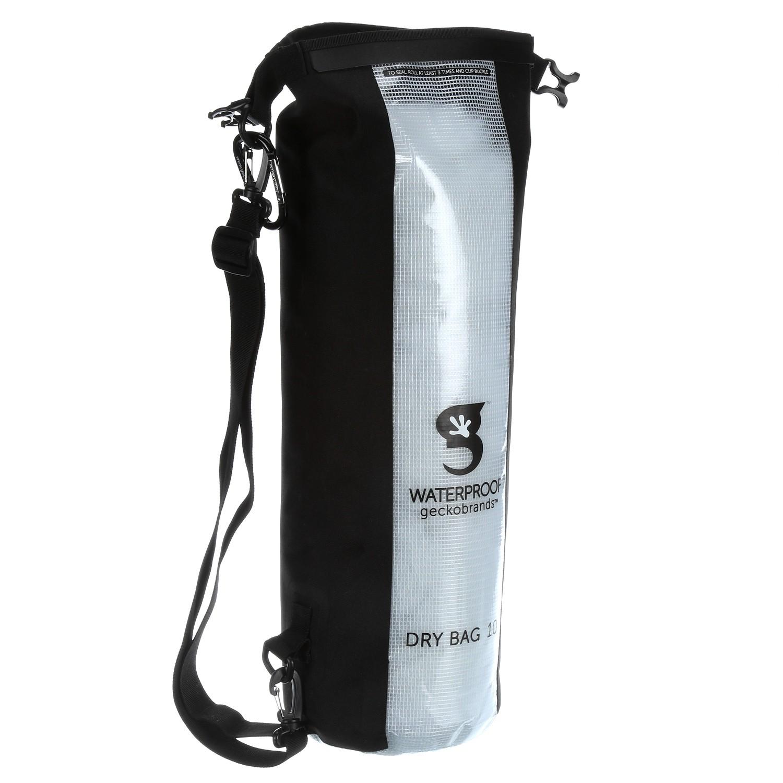 Gecko 10L Dry Bag - Open