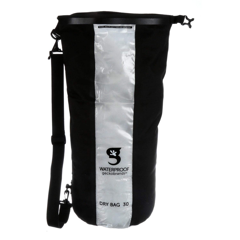 Gecko 30L Dry Bag - Open