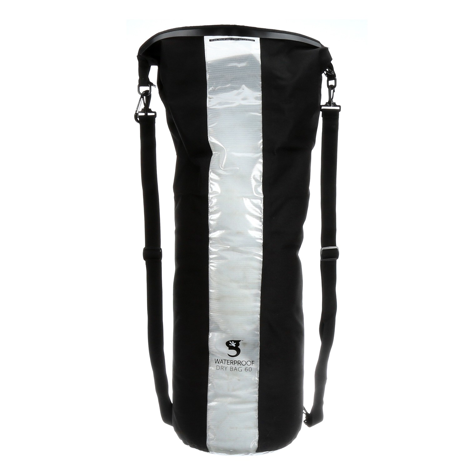 Gecko 60L Dry Bag - Open Front