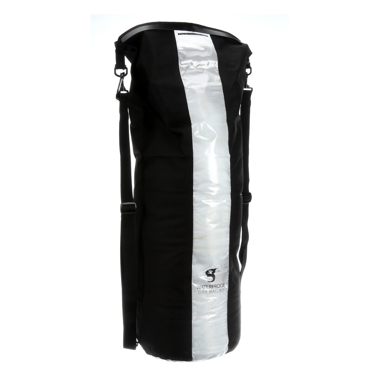 Gecko 60L Dry Bag - Open