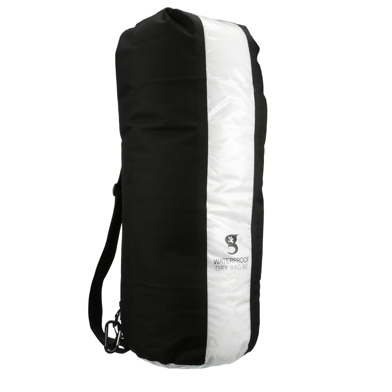 Gecko 60L Dry Bag - Closed