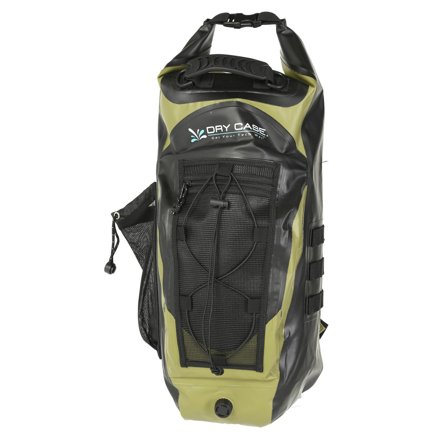 Drycase Basin Waterproof Backpack - Front