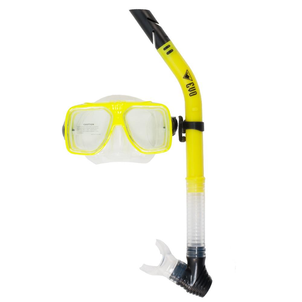 EVO Drift Scuba Mask Snorkel Combo