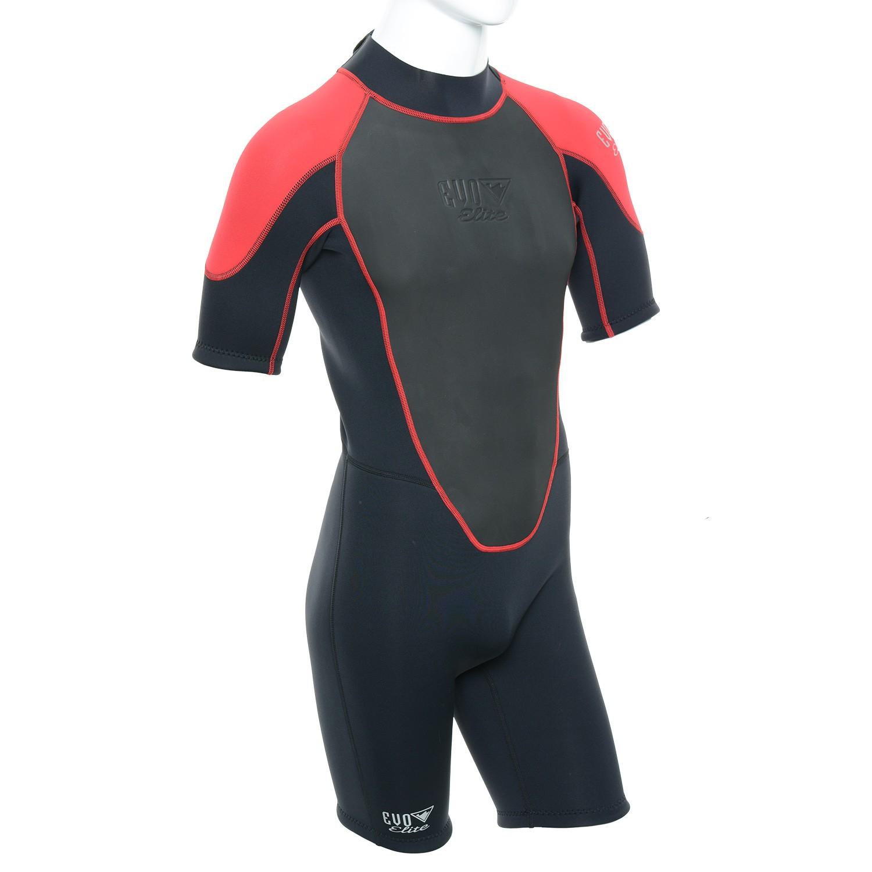 EVO Men`s 3mm Elite Shorty Wetsuit 1