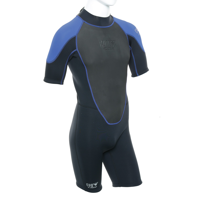 EVO Men`s 3mm Elite Shorty Wetsuit