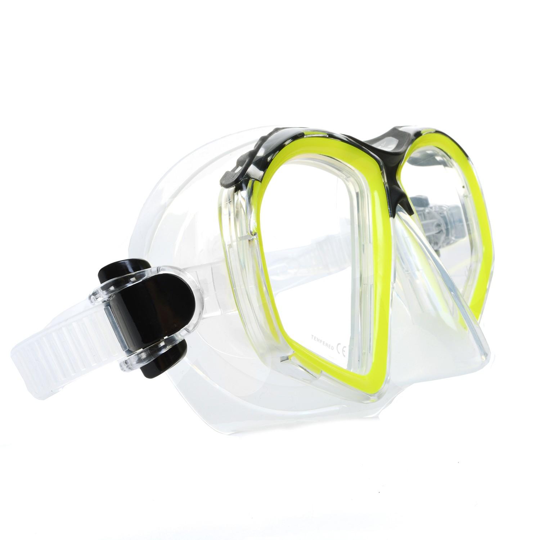 EVO Largo Mask, Fin, Snorkel Kit
